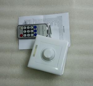Горячие продажи инфракрасный 14-ключ триак диммер 110 В 220 В ручка триак LED диммер переключатель для затемнения лампы / Прожектор / Светильники