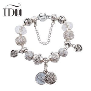 Sweet mother DIY charms nomination bracelet for women as amazing gift hot sales freeshipping