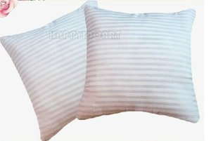 Al por mayor-19 '' 48CM Cojín cuadrado Core Throw Pillow Insert blanco relleno suave almohadilla interna HS44301D