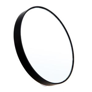 Atacado-Frete Grátis Maquiagem Espelho 10X Espelho de Maquiagem Com Duas Ventosas Cosméticos Ferramentas Redondas Espelho Dez Vezes Ampliação