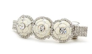 pearl diamond lady's hairpin (8.5*2.2cm) (myyhmz)