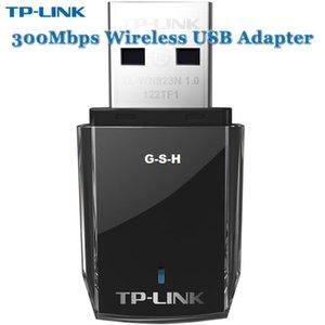TP-Link TL-WN823N 300Mbps Mini Wireless USB Adapter USB Network card WiFi Adapter for windows Vista XP 7 8 8.1