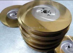 스테인레스 절삭 공구 탄성파 * 1.6 * 32mm HSS-M42 둥근 톱 apol 12 인치 고속 강 톱날 직경 315 비트 황금
