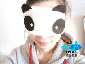 Gli stili svegli 7 di stili dell'orsacchiotto del panda di stili cinesi mescolano gli animali del fumetto del panda di Blinder dell'animale creativo e nuovo 2015