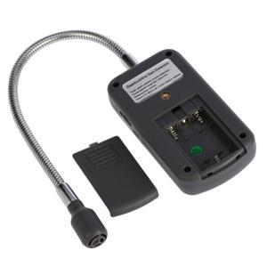 Freeshipping Automobile compteur de gaz combustible moniteur de fuite de gaz détecteur de gaz emplacement Déterminer analyseur testeur avec son alarme sonore