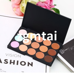 Wholesale -Details about 15 Color Pro Makeup Facial Concealer Camouflage Cream Palette Eyeshadow G9#E702