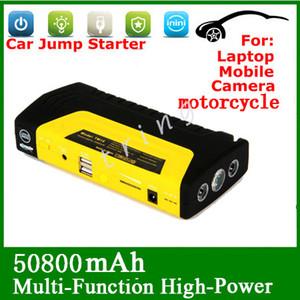 Caricabatteria per auto multifunzione 12V da 50,8 mAH di alta qualità