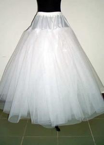 2020 Petticoats per gli abiti di sfera regolabili Taglie crinolina nuziale Accessori Underskirt per Wedding Prom Quinceanera