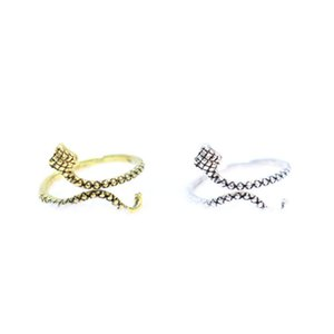 Cool Cluster Rings Unique Cluster Rings for Women Snake Shape Design 2016 New Arrival for Sale23