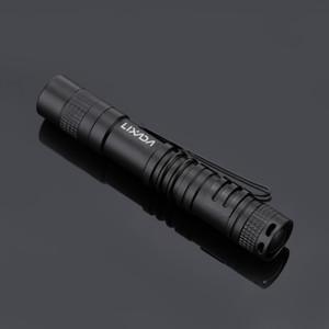 LIXADA Portable Pen-Type 9cm 1 modalità 120LM XPE-R3 in lega di alluminio LED Torcia tascabile Torcia luce ordine $ 18no track