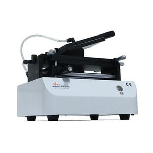 Tela de toque lcd máquina de estratificação de vácuo filme oca laminador oca filme polarizador bomba de vácuo embutido para iphone x 8 7 samsung max 7 polegada