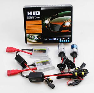Kit de Xenón OCULTADO Color Temp 4300K 5000K 6000K 8000K 10000K 12000K Dos lámparas HID Dos balastos