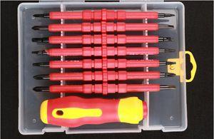 Набор отверток высокого качества для демонтажа электрической машины ремонт профессиональный многофункциональный ручной инструмент для электрика