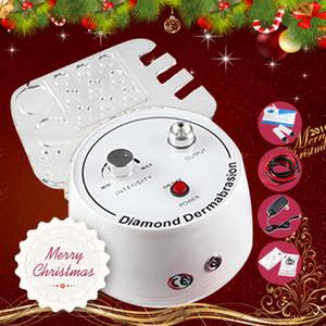 Nuova macchina multiuso di Dermabrasion del diamante di funzione di modello 3 in 1 con il vuoto dello spruzzatore per la macchina facciale domestica di Microdermabrasion CE / DHL