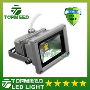 DHL IP65 방수 10W 주도 투광 조명 야외 프로젝트 램프 LED 투광 조명 따뜻한 / 멋진 흰색 10W COB 칩 85-265V 슈퍼 밝은 조명 20