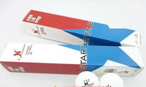 Atacado-150 bolas Xushaofa Novo material de 3 estrelas bolas de tênis de mesa Pingpong bolas 82005