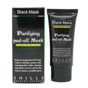 Negro máscara de la mascarilla removedor de la espinilla purificador de limpieza de los tratamientos del acné Negro Jefe de la mascarilla del Cuidado de la Piel