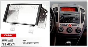 CARAV 11-021 Car Stereo Radio Fascia Plate Panel Frame Kit For KIA CEE'D 2007-2009 Stereo facia surround install trim fit Dash Kit