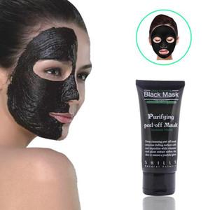 Sıcak siyah nokta Derin Temizleme Arındırıcı Peel Off Siyah Nud Facail Yüz Siyah Maske Yüz Maskeleri çıkarın