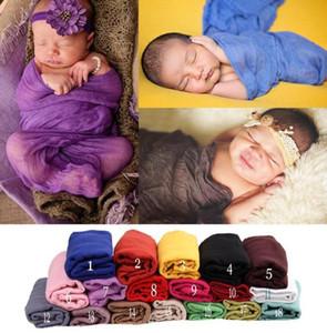 Recém-nascido Aden Anais Swaddle cobertores Bebê Algodão Musselina Toalha De Banho De Bambu Anais Cobertores Toalha De Banho adereços 18 cores