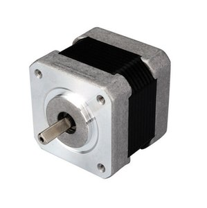 42HS03 New Leadshine 2-phase hybrid stepper motor NEMA 17 size 8 motor leads  Current  phase 1.0A  Holding Torque 0.34N CNC Motor