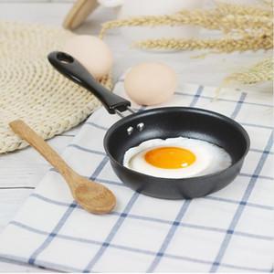 12 см полезный милый омлет завтрак мини кастрюля блин яйцо сковорода антипригарным горшок мини посуда кухня G1202