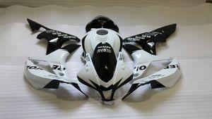 Kit di iniezione stampo per HONDA CBR600RR 07 08 CBR 600RR CBR600 F5 2007 2008 REPSOL bianco nero Fairing moto SET + 7 regali HX24