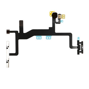 "Power On Off Flex & Volume Button Switch Flex Cable for iPhone 6S 4.7"" Replacement"