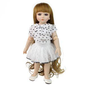 19 pollici realistiche bambole appena nate Realtouch Bonecas Baby Girl in silicone regalo di compleanno