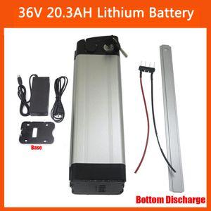 36 V 20AH Elektrikli Bisiklet pil 36 V 20.3AH lityum Pil Kullanımı 30A BMS ile 42 V 2A şarj NCR18650PF hücre kullanın