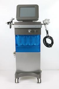 Hydra faciale multifonctionnelle Hydra Microdermabrasion Oxygen Jet Peel PDT LED Thérapie de rajeunissement de la machine Hydrafacial