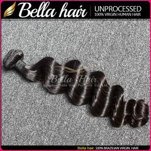 2pcs / lot Vierge cheveux Malaisia suelta la onda profunda del pelo ondulado Extentions trama doble noire naturel 8 ~ 34pouces livraison gratuit