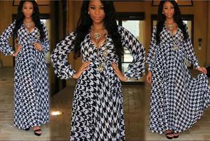 Женское сексуальное платье plover dress глубокий V-образным вырезом с длинным рукавом тонкий clubwear patry платья ночной клуб длинный вечер шифоновое платье для женщин leopard