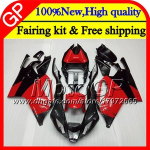 Body For Aprilia RSV1000R Mille RSV1000 RR 03 04 05 06 07 08 2GP8 Factory red RSV 1000R 2003 2004 2005 2006 2007 2008 08 Motorcycle Fairing