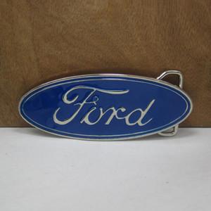 BuckleHome moda auto marka kemer toka ile gümüş kaplama FP-03466 ücretsiz kargo