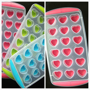 Security Silicone Small Ice Cube Tray   ice mold  creative ice maker fruit shape Modelling LATTICE