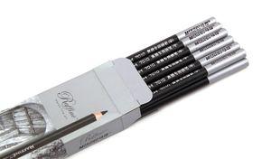 마르코 파인 아트 12 조각 / 박스 아티스트 숯불 스케치 연필 나무 비 독성 그림 미술 용품