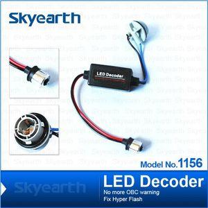 Wholesale car Headlight Canbus Fault code Cancellers 1156 1157 7440 7443 3156 3157 LED Bulbs Error Warning Canceller Decoder Resistors