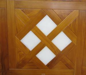 Metal flooring Stainless steel wood floor Coppep floor BedroomDesign House floor Jade inlaid wood floor Shell floor Floor finishes