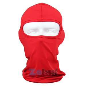 Wholesale-Unisex Cycling Bike MTB Outdoor Mask SKI UV Protection Head Helmet Balaclava