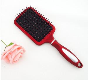 24 pic/много Оптовая профессиональный здоровый Paddle потеря волос кисти массаж кисти расческа гребень