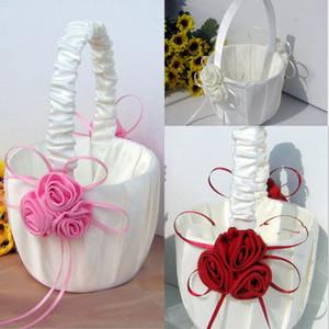 Цветочница корзины для свадьбы выступает корзина невесты лепесток корзины свадебные аксессуары фотографии реквизит свадебные сувениры новый