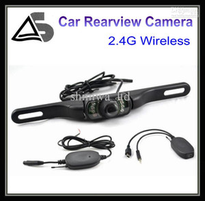 2.4G Kablosuz Araba Dikiz Kamera Yedekleme Camear Ters Kamera 170 Açı Lens