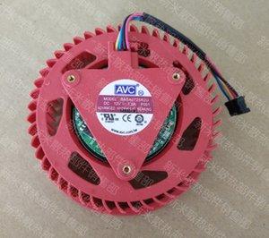 شحن مجاني avc BASA0725R2U 12 فولت 1.20A ل بطاقة الرسومات التوربينات مروحة ati HD5870 HD5970