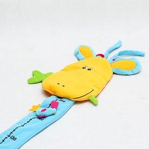 Heißer Verkauf 2015 Large Size Giraffe Baby Kind Höhe Herrscher Measure Chart, Wandaufkleber Decals Kostenloser Versand bestellen $ 18no track