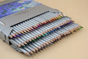 Marco Fine Art lapis de cor 72 Colors Drawing Pencils Drawing Sketches School Supplies Secret Garde Pencil