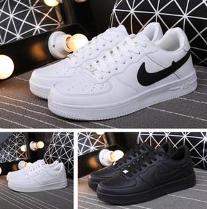 الشحن مجانا حار بيع الحجم 36-44 2018 نسخة مطورة جديد الكل الأبيض أحذية الرجال والنساء من المألوف أحذية عارضة الأزياء والأحذية تزلج
