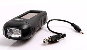 Lampe de poche à main solaire Lampe de secours à usage domestique Lampe de secours USB