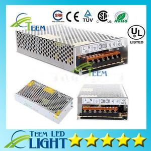 LED импульсный источник питания 10A 120W 15A 180w 5A 60w 3.2 a 40w LED трансформатор адаптер переменного тока 100-240 В до 12 В светодиодные полосы света