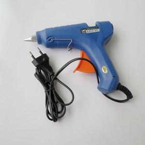 Горячий клей пистолет горячего расплава клея пистолет клей пистолет профессиональный инструмент наращивание волос горячей продажи